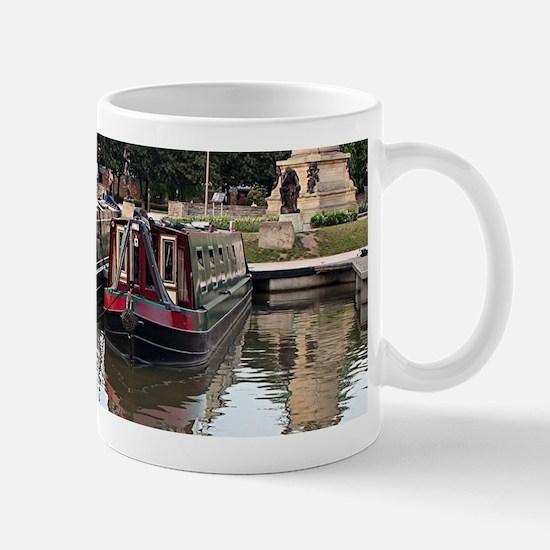 Stratford Upon Avon barges Mugs
