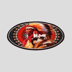 Lakota Chief Patch