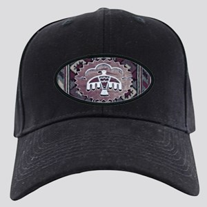 Purple Thunderbird Black Cap