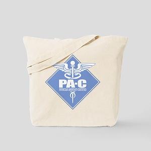 PA-C (diamond) Tote Bag