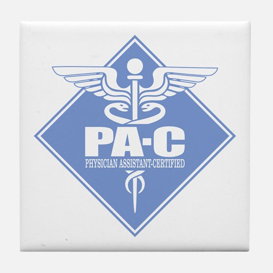 PA-C (diamond) Tile Coaster