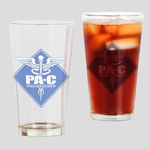PA-C (diamond) Drinking Glass