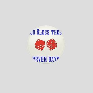 Seven Days Christian Kane Mini Button