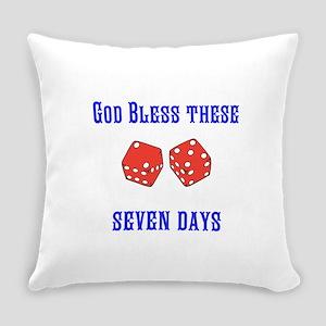Seven Days Christian Kane Everyday Pillow