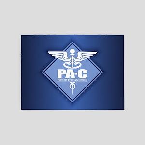 PA-C (diamond) 5'x7'Area Rug