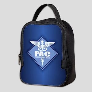 PA-C (diamond) Neoprene Lunch Bag