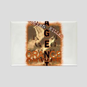 Agent Orange Magnets