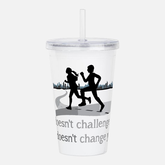 Doesn't Challenge, Doesn't change Inspirational Fi