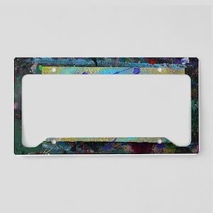 namaste License Plate Holder