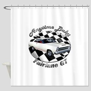 Ford Fairlane GT Shower Curtain