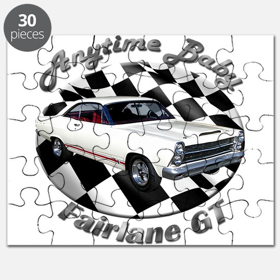 Ford Fairlane GT Puzzle