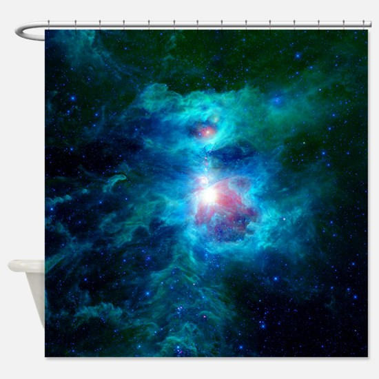 Unique Astronomy Shower Curtain