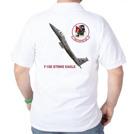 494 Fighter SQ Golf Shirt