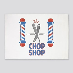 Chop Shop 5'x7'Area Rug