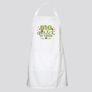 Big Sister of Twins Apron