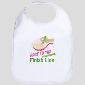 Finish Line Bib