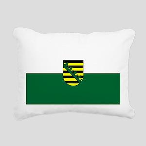 Saxony Rectangular Canvas Pillow