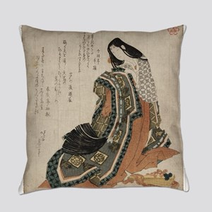 Geisha Everyday Pillow