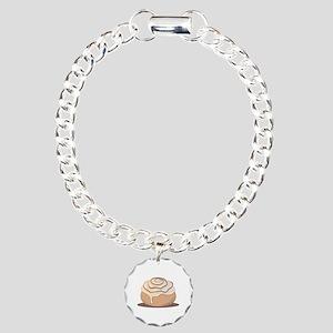 Cinnamon Bun Bracelet