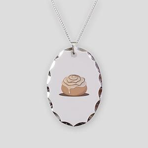 Cinnamon Bun Necklace