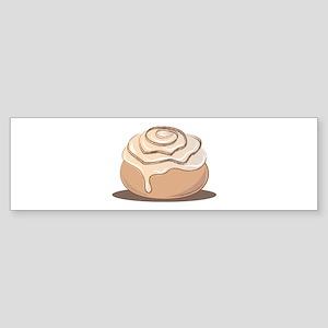 Cinnamon Bun Bumper Sticker