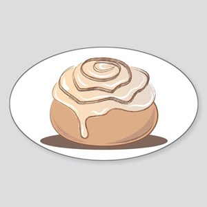 Cinnamon Bun Sticker