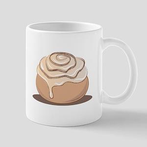Cinnamon Bun Mugs