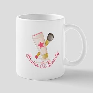 Brains & Beauty Mugs