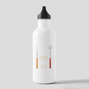 Dentist Tools Water Bottle