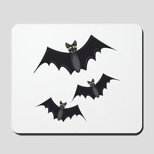 Vampire Bats Mousepad
