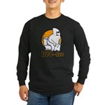 BOO-doo Long Sleeve Dark T-Shirt