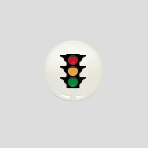 Traffic Light Mini Button
