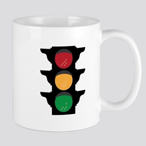 Traffic Light Mugs