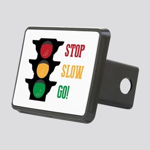 Stop Slow Go Hitch Cover