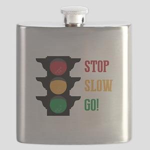 Stop Slow Go Flask