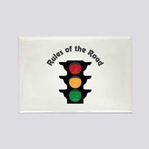Rules Of Road Magnets