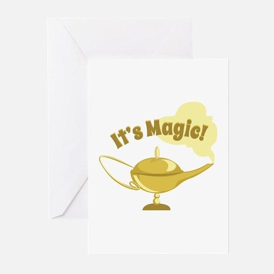 Its Magic Greeting Cards