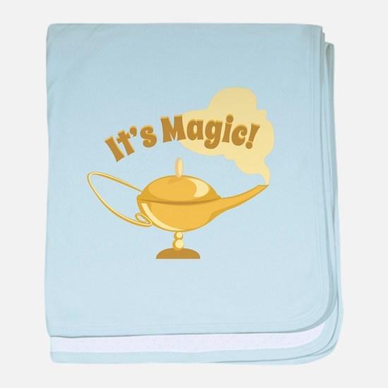 Its Magic baby blanket