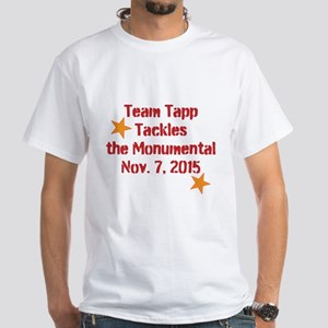 Team Tapp Tackles The Monumental T-Shirt