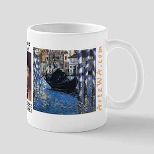Blue Venice by Manet Mug