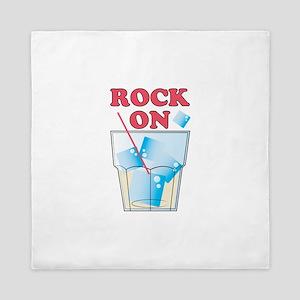 Rock On Queen Duvet