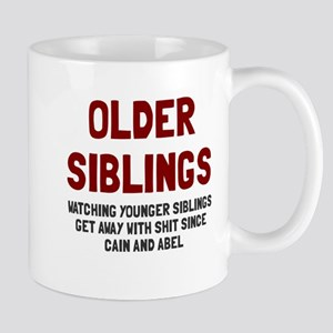 Older siblings Mug