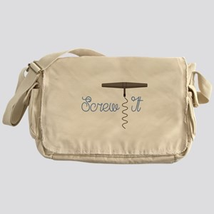 Screw It Messenger Bag