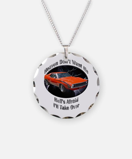 AMC Javelin Necklace