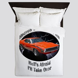 AMC Javelin Queen Duvet
