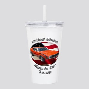 AMC Javelin Acrylic Double-wall Tumbler