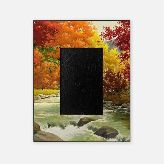 Autumn Landscape Picture Frame