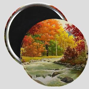 Autumn Landscape Magnets