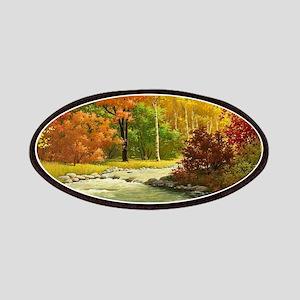 Autumn Landscape Patch