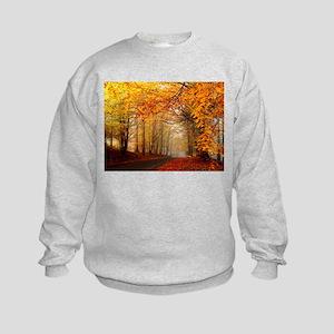 Road At Autumn Sweatshirt